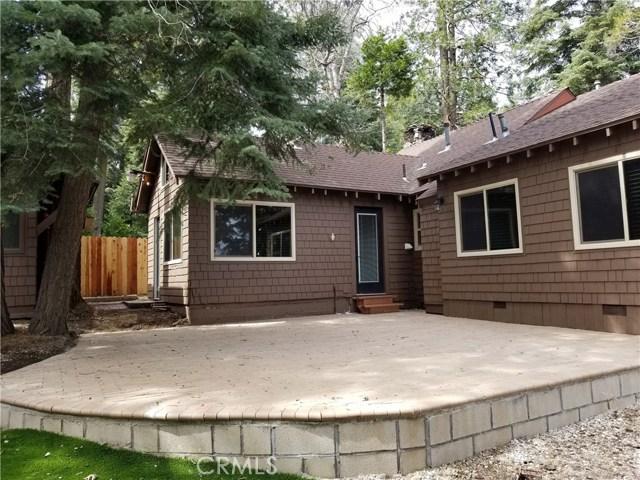705 Cedar Lane, Twin Peaks, CA 92391