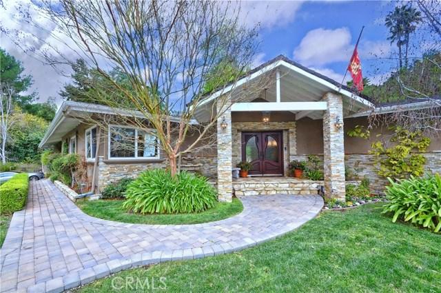28742 Crestridge Road, Rancho Palos Verdes, CA 90275