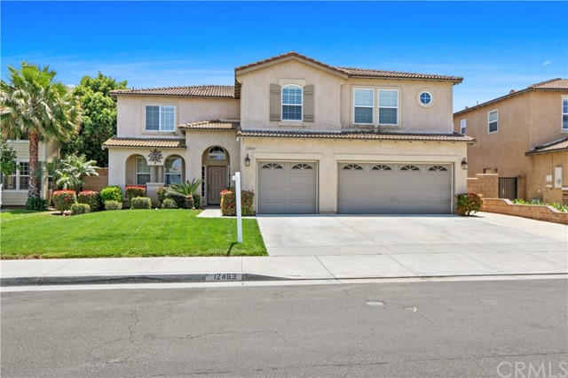 12463 Mississippi Drive, Eastvale, CA 91752