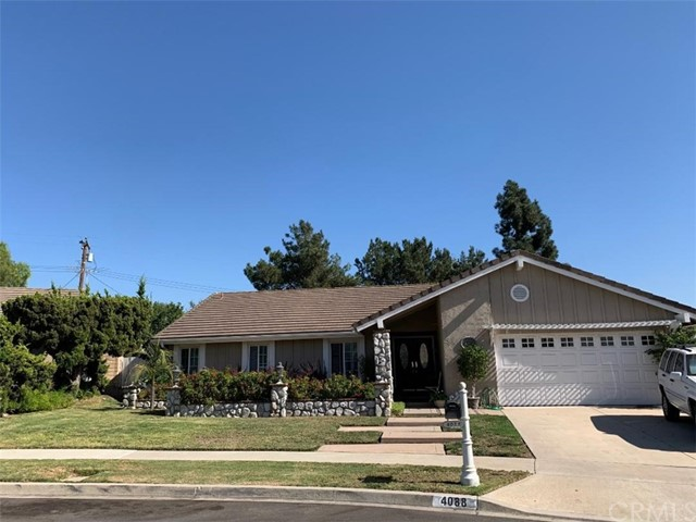 One of Yorba Linda Homes for Sale at 4088  Jeffrey Drive, 92886