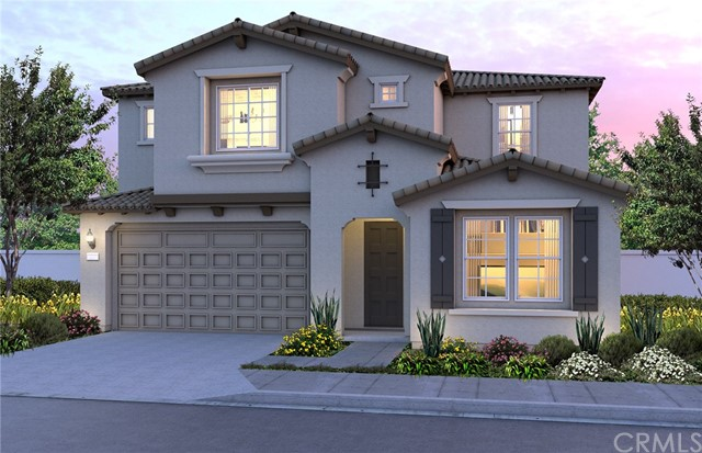Newly built Pulte home.