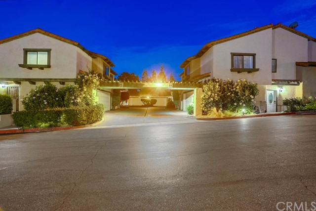 Pull in directly to your garage with direct access to your home