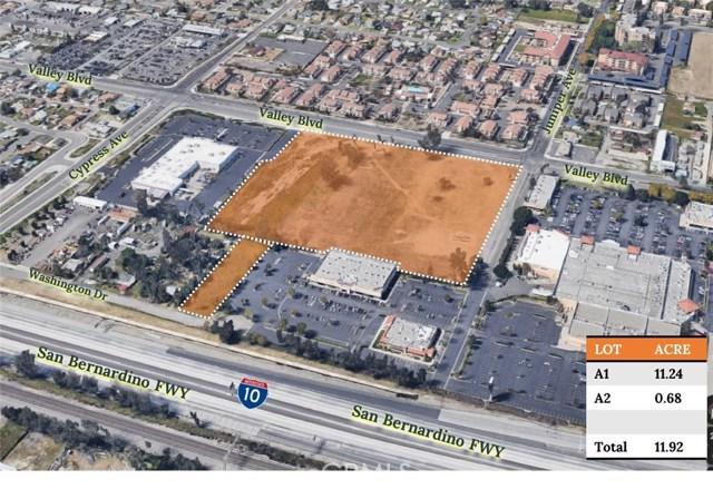 16655 Valley Boulevard, Fontana, CA 92335