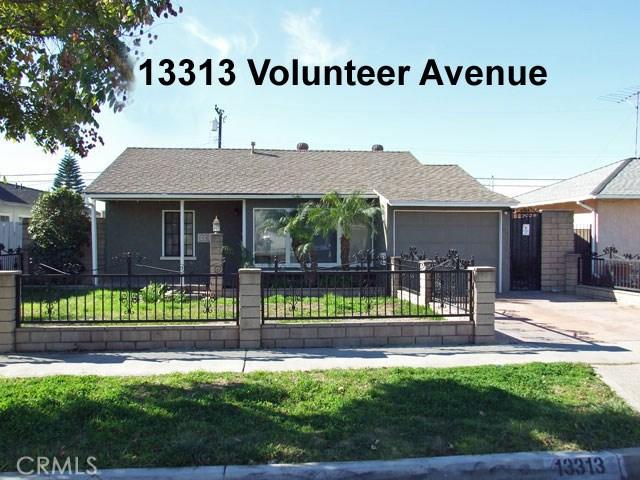 13313 VOLUNTEER Avenue, Norwalk, CA 90650