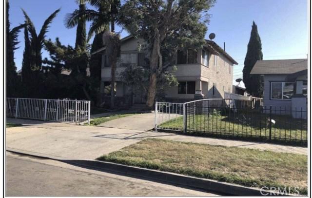 1320 W 53rd Street W, Los Angeles, CA 90037