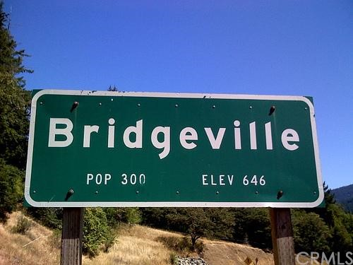 38819 Kneeland RD.    Bridgeville Ca,, Unincorporated, CA 95526