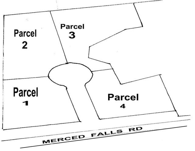 0 mercd falls Road E, Snelling, CA 95369
