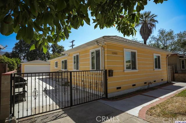 1305 Aristo Street, Glendale, CA 91201