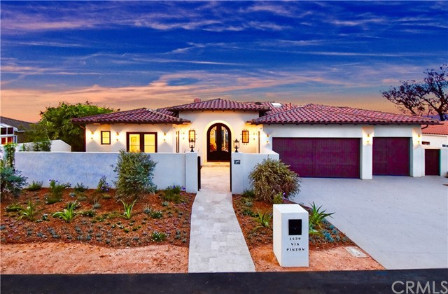 4439 Via Pinzon, Palos Verdes Estates, CA 90274