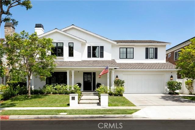 1718 Newport Hills Drive | Harbor View Homes (HVHM) | Newport Beach CA