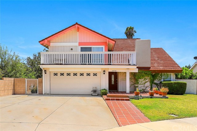 19970  Calle Alicia, Walnut in Los Angeles County, CA 91789 Home for Sale