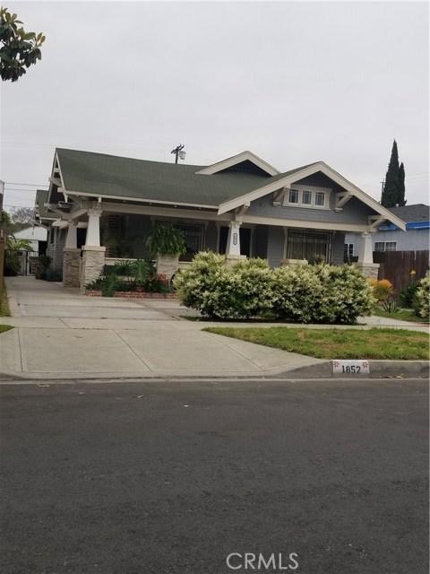 1852 W 41st Street, Los Angeles, CA 90062
