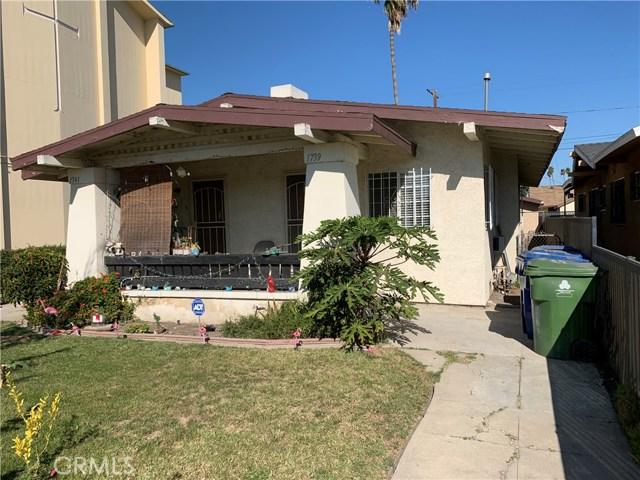 1739 W 53rd Street, Los Angeles, CA 90062