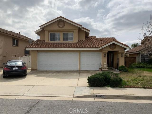11353 Verona Drive, Rancho Cucamonga, CA 91701
