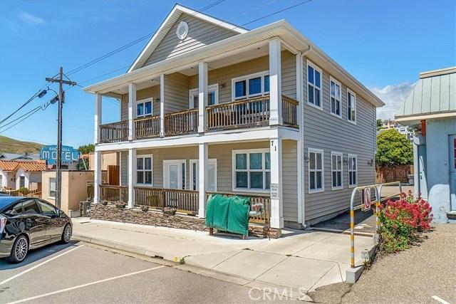 71 S Ocean Avenue, Cayucos, CA 93430