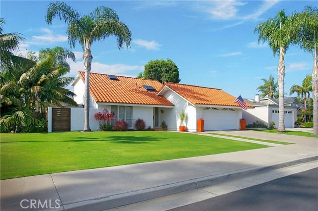 9611 Landfall Drive, Huntington Beach, CA 92646