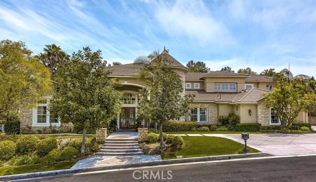 5100 E Copa De Oro Drive, one of homes for sale in Anaheim Hills