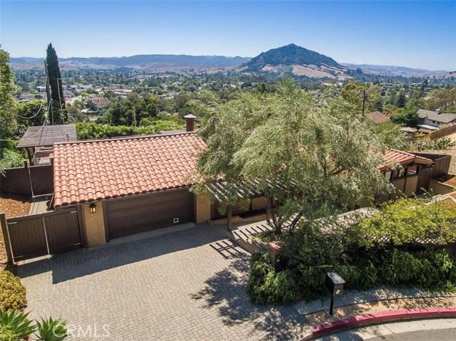1  Buena Vista Avenue, San Luis Obispo, California