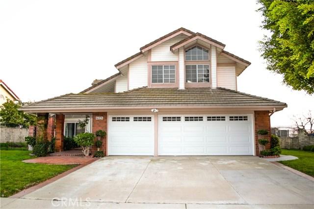 21042 Granite Wells Drive, Walnut, CA 91789