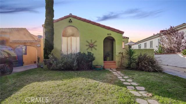 805 Winthrop Drive, Alhambra, CA 91803