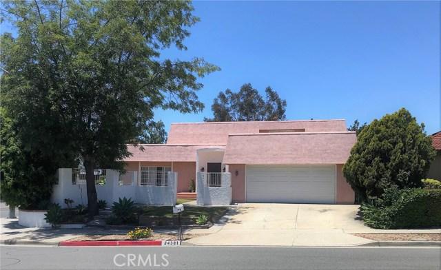 24381 Spartan Street, Mission Viejo, CA 92691