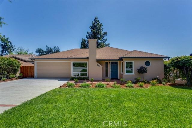 960 Alta Pine Drive, Altadena, CA 91001