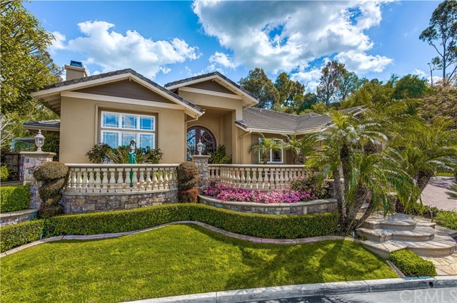 590 S Falling Star Drive, Anaheim Hills, CA 92808
