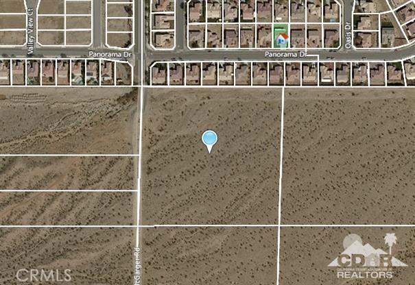 0 10.09 Acres McGarger Road, Desert Hot Springs, CA 92240