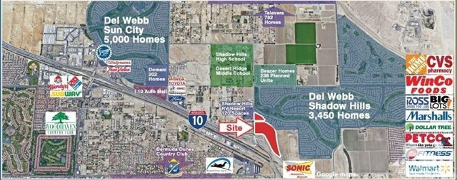 I-10 & Jefferson St, Indio, CA 92202