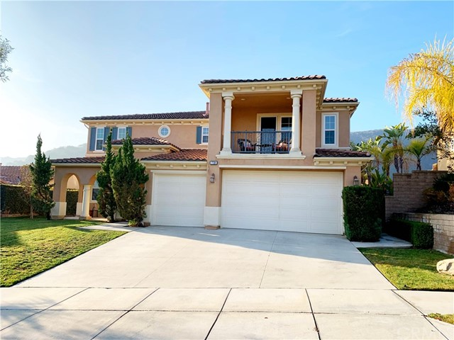 7739  Lady Banks Loop, Corona, California