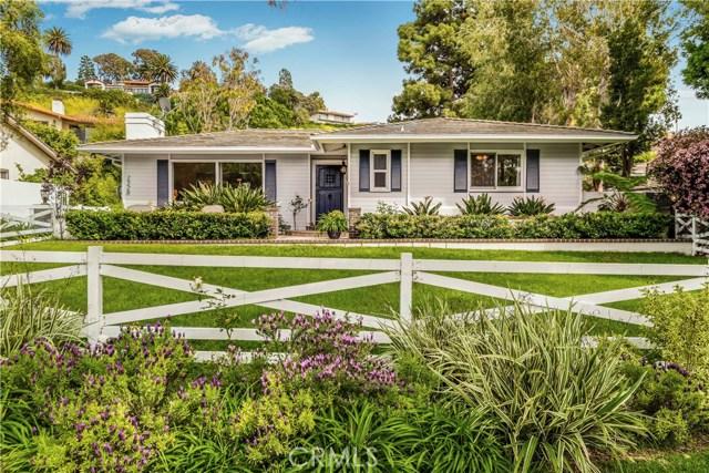 1528 Palos Verdes Drive, Palos Verdes Estates, CA 90274