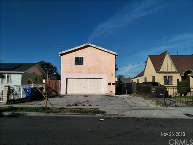 231 E 109th Place, Los Angeles, CA 90061