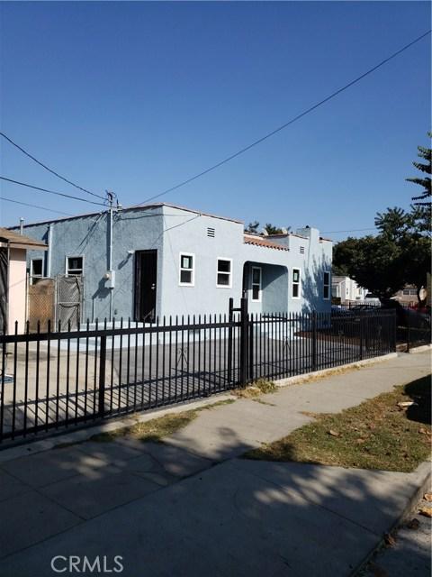 1701 N Spring Avenue, Compton, CA 90221