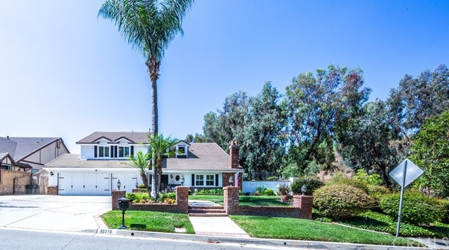 22218  Starlight Drive, Yorba Linda, California