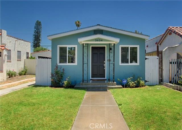 3634 Falcon Avenue, Long Beach, CA 90807