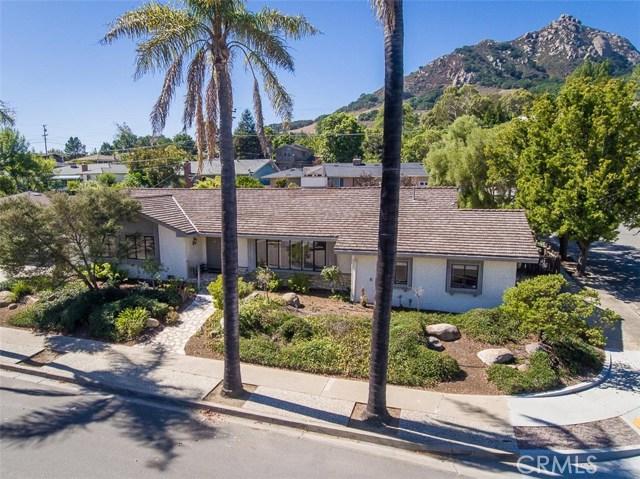 584 Patricia Drive, San Luis Obispo, CA 93405