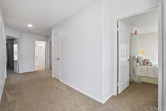 Upstairs has been freshly painted, professional cleaned carpets, and includes 5 spacious bedrooms!