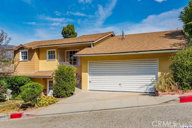 1879 Verdugo Loma Drive, Glendale, CA 91208