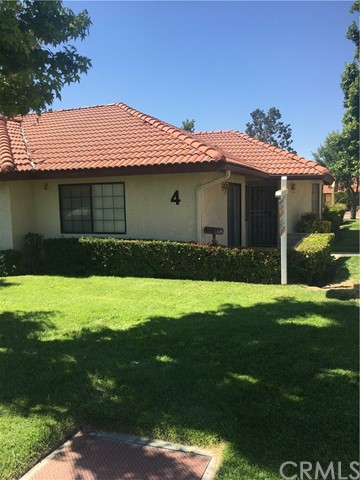 PRICE REDUCTION ON 7/27/2021 FROM $165,000 TO $159,000  Lovely Jess Ranch Cedarbrook Garden unit. 2 bedrooms, master has LARGE walk in closet. One full and one half bath. Corner unit, vaulted beam ceilings in living room with skylight window. Beautiful cabinetry, tile counters. NEW AIR CONDITIONER ($7,000) AND NEW TANKLESS WATER HEATER ($2,000).  Includes refrigerator, stove, dishwasher and stack washer/dryer. Nice patio has room for table, chairs and BBQ Grill. Most recent closed sales are 19192 Elm Drive $160,000 - smaller unit. 19172 Elm Drive $175,000 - model match unit, and 19228 Cottonwood $186,500 - larger unit. This is easy living as association takes care of most exterior maintenance. This is a 55 plus age community. One car carport #148 with storage. Professionally cleaned and ready for immediate move in. Gated community with pool, clubhouse, activities.
