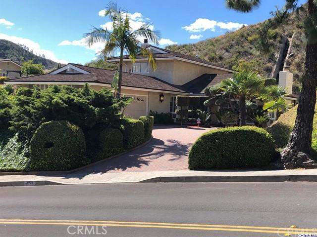 1536 Sunshine Drive, Glendale, CA 91208