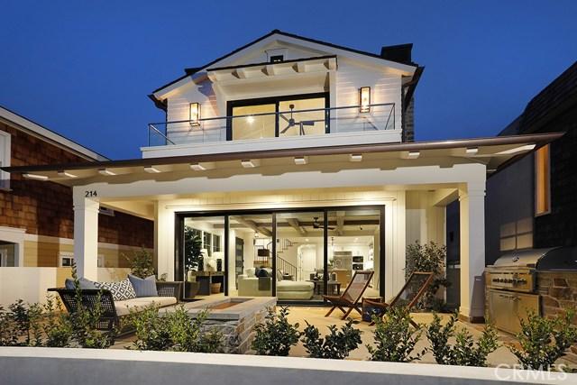 214 Agate Avenue, Newport Beach, CA 92662