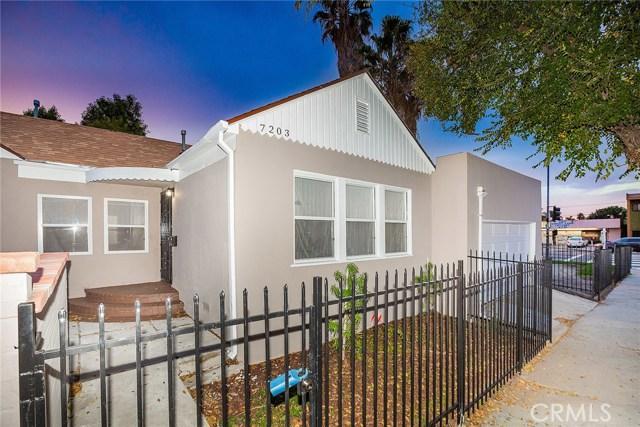 7203 5th Avenue, Los Angeles, CA 90043