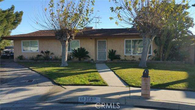 16275 Pine Avenue, Fontana, CA 92335