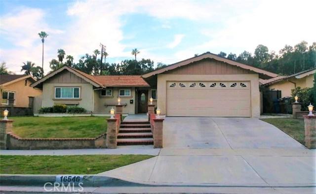 16546 Arvid Street, La Puente, CA 91744