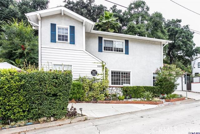 505 Sinclair Avenue, Glendale, CA 91206