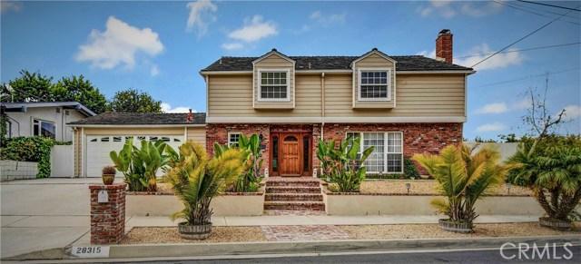 28315 San Nicolas Drive, Rancho Palos Verdes, California 90275, 4 Bedrooms Bedrooms, ,3 BathroomsBathrooms,For Sale,San Nicolas,IG20050019