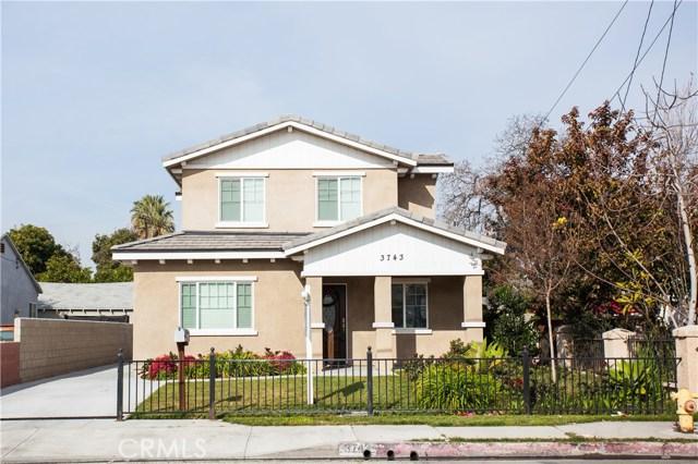 3743 Rockwell Avenue, El Monte, CA 91731
