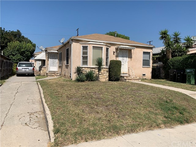 3977 Halldale Avenue, Los Angeles, CA 90062