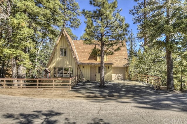 39263 Cedar Dell Road, Fawnskin, CA 92333