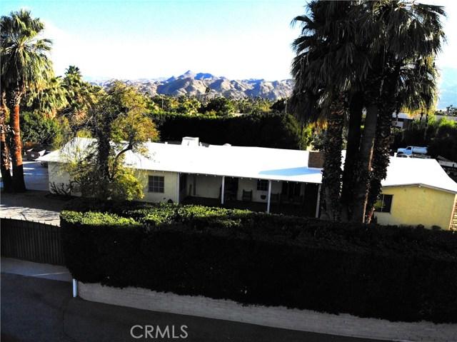 2777 E Baristo Road, Palm Springs, CA 92262
